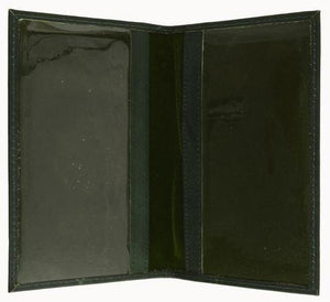marshal Clothing, Shoes & Accessories Travel genuine leather Passport Holder Travel Accessory USA imprinted