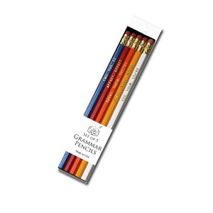 Famous Female Authors: Number 2 lead pencil (Set of Five)
