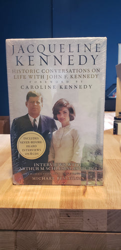 Jacqueline Kennedy Audio Set - USED