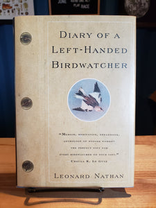 Diary of A Left Handed Birdwatcher - USED