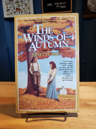 Winds of Autumn - USED