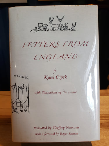 Letters from England - USED