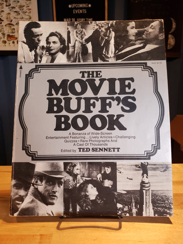 Movie Buff's Book - USED