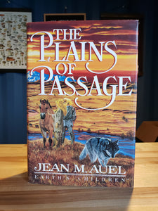 Plains Of Passage - Used