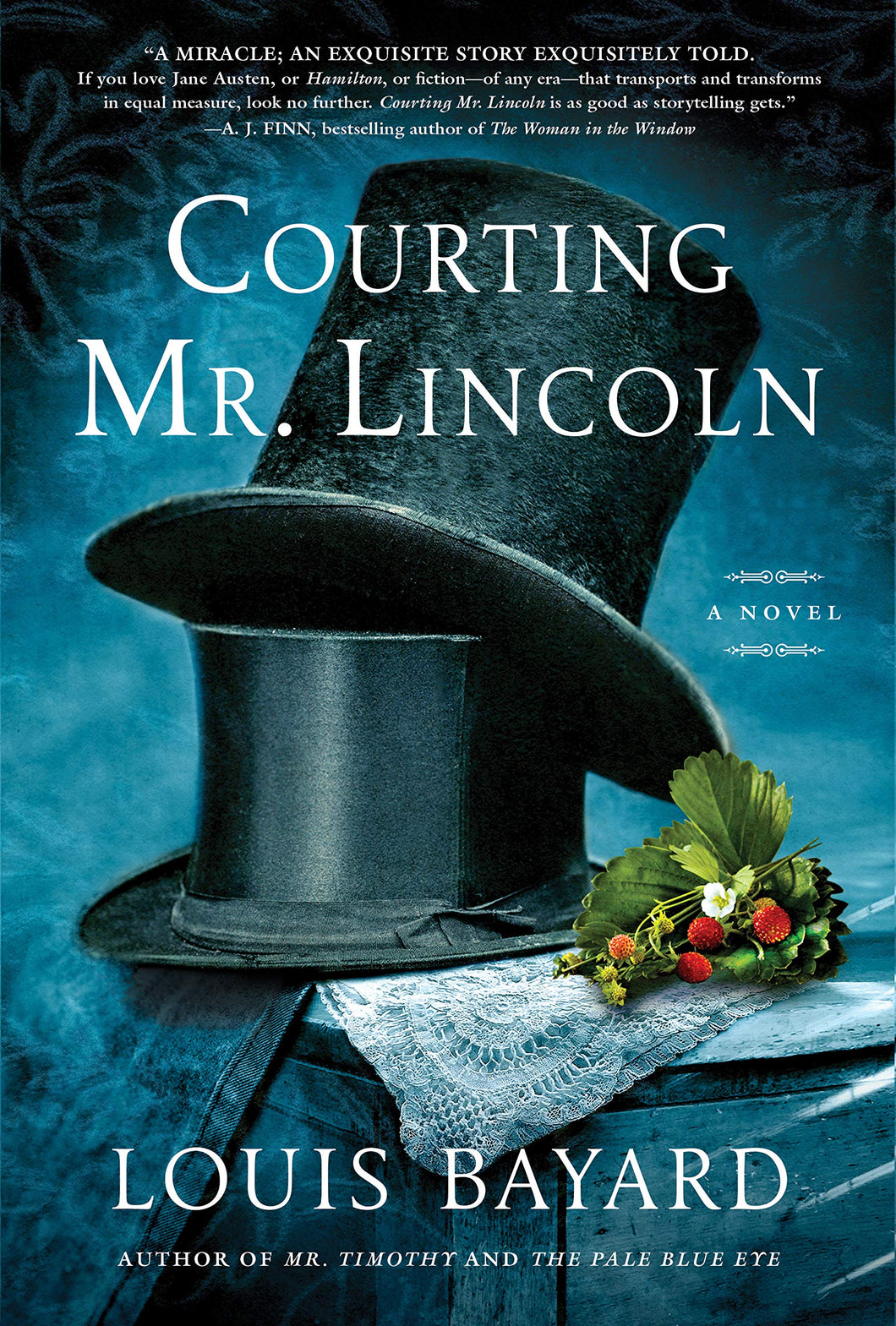 Courting Mr Lincoln - USED