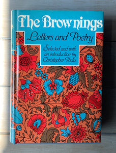 The Brownings: Letters and Poetry- USED