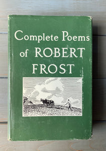Complete Poems of Robert Frost- USED