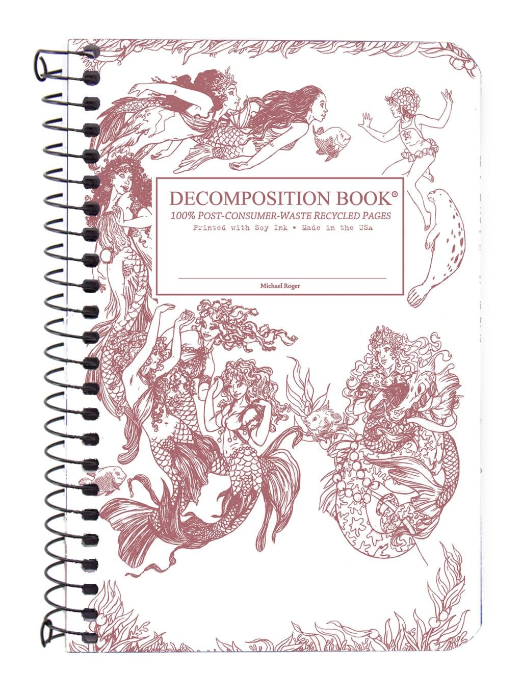 Decomposition - Mermaids (Pocket Size)