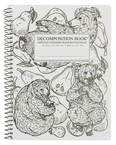 Decomposition - Pear Bears Coil