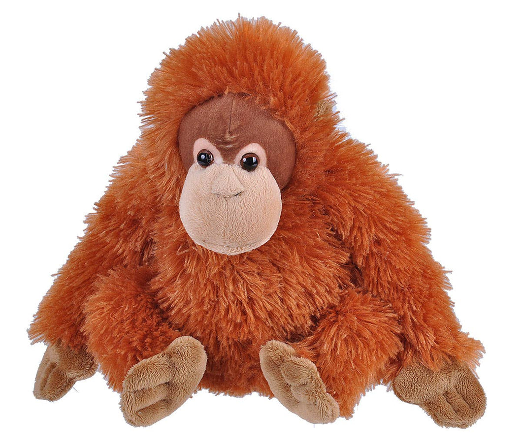 Orangutan Stuffed Animal