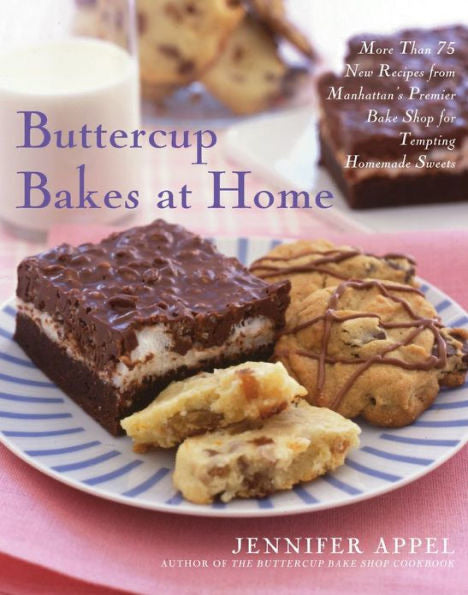 Buttercup Bakes at Home - USED