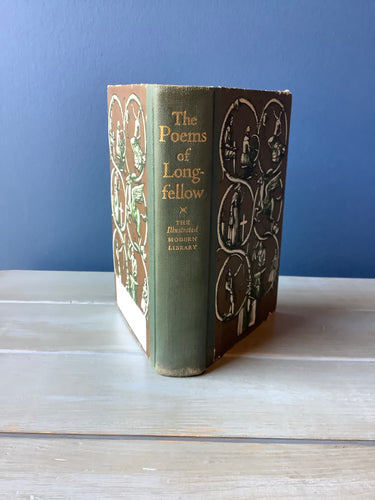 The Poems of Longfellow - USED