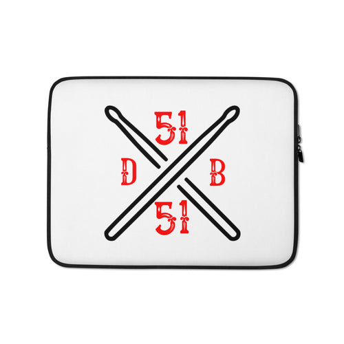 The Drummer Boi Laptop Sleeve