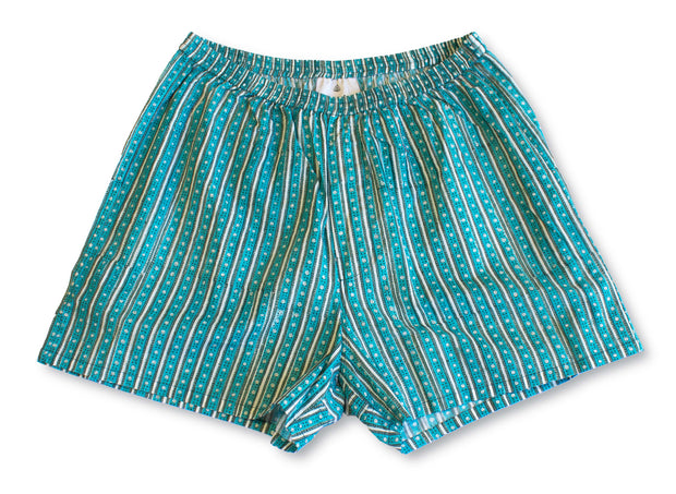 Mens Boxers - Sea Green