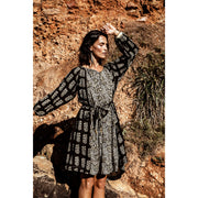 Khar Dress - Black Combo
