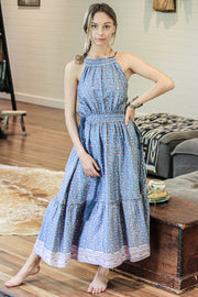 Ira Dress – Powder Blue