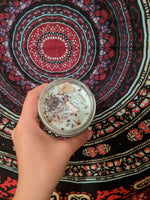 Balance Intention Tarot Candle
