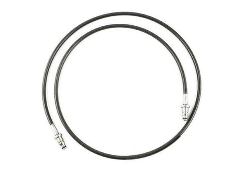 BMW 1 Series E81, E82, E87, E88 All Variants Stainless Steel Braided Clutch Line (Keeps CDV - Clutch Delay Valve)