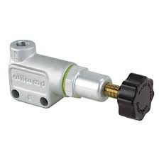 Wilwood Brake Proportioning Valve - Screw Knob Adjustment