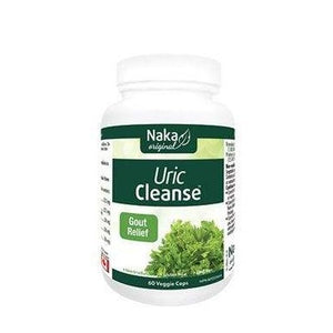 Naka Uric Cleanse Gout Relief