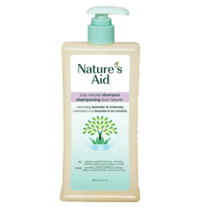 Nature's Aid True Natural Shampoo Volumizing Lavendar & Rosemary