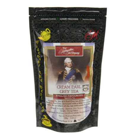 The Metropolitan Tea Company Earl Grey Tea