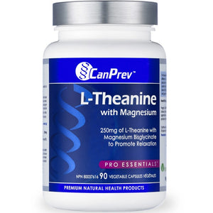 CanPrev L-Theanine with Magnesium