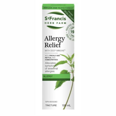 St. Francis Herb Farm Allergy Relief