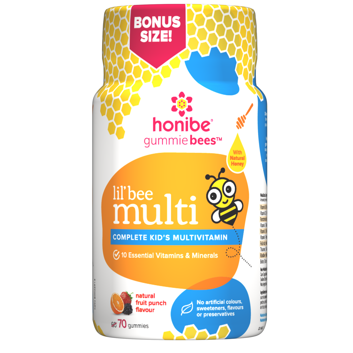 Honibe lil' bee Multivitamin Complete