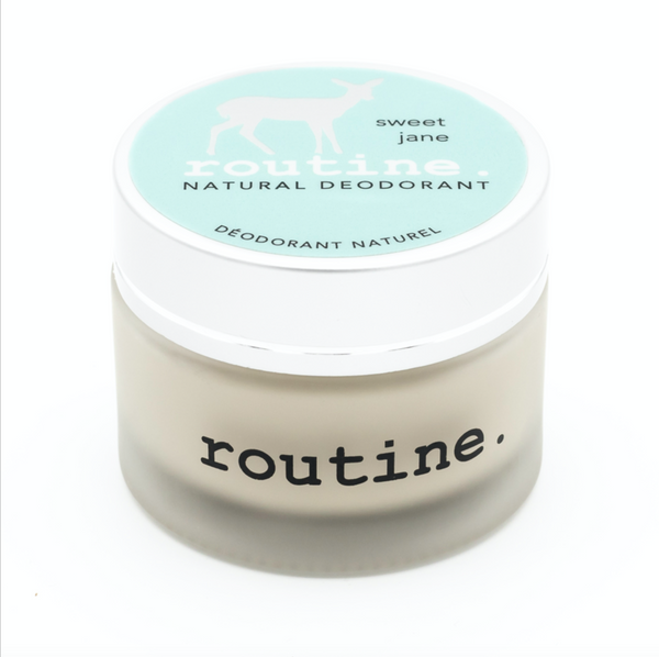 Routine Natural Deodorant Sweet Jane