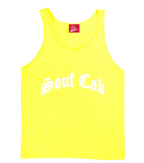 The Souf Cak Tank- Yellow