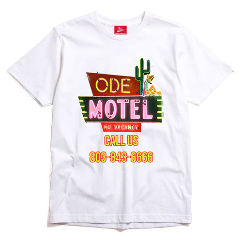 The Ode Motel White T-shirt
