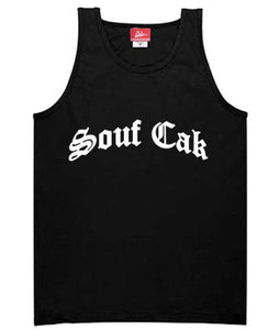 The Souf Cak Tank- Black
