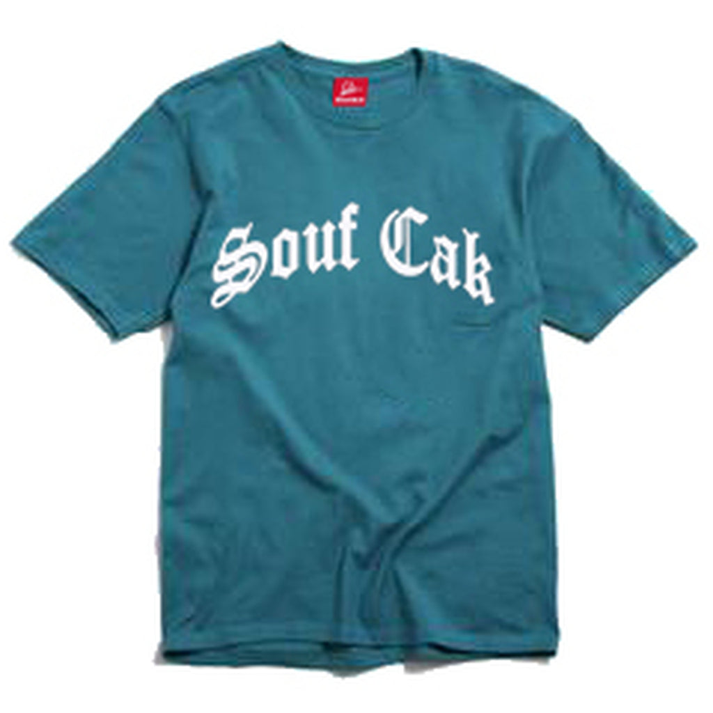 The Souf Cak T-Shirt- Teal