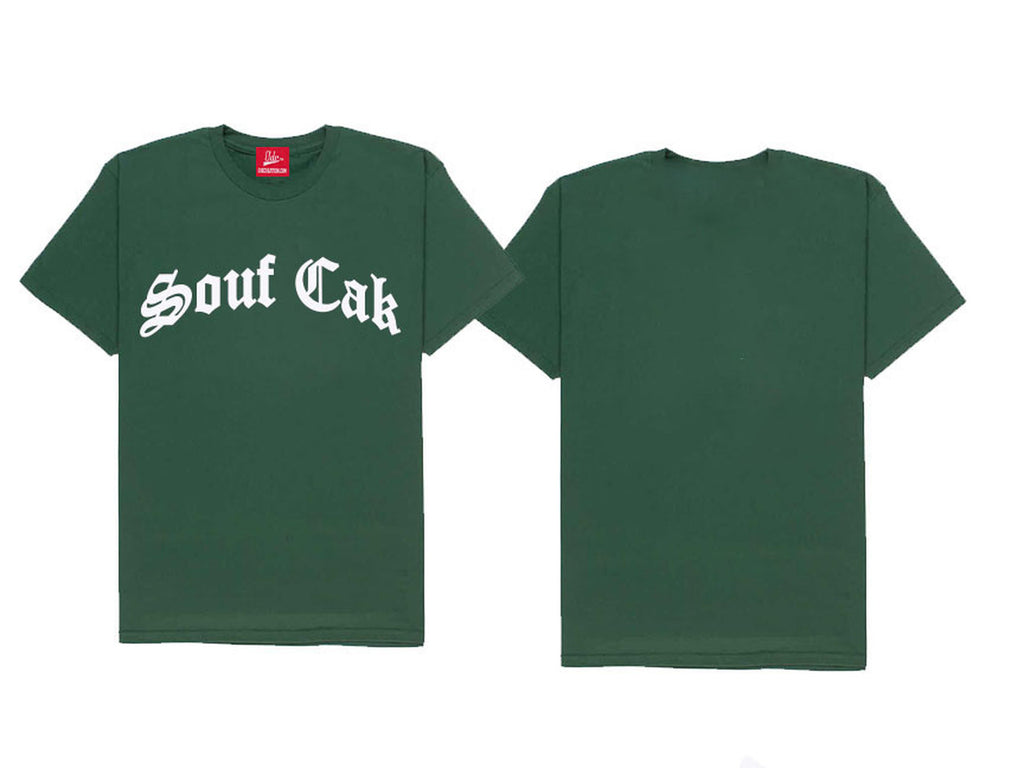 The Souf Cak T-Shirt- Green