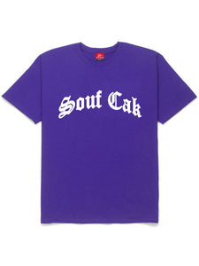 The Souf Cak T-shirt Purple