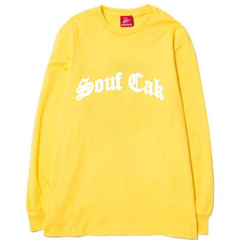 The Souf Cak Long sleeve - Yellow