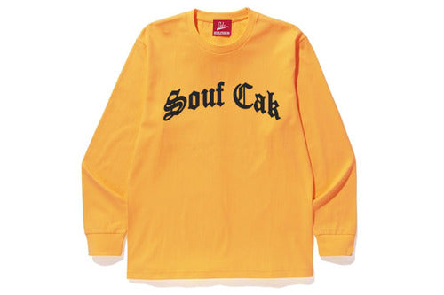 The Souf Cak Long sleeve - Orange