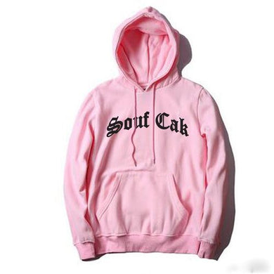 The Souf Cak Hoodie- Pink