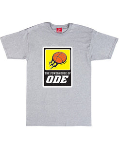 The of Powerhouse Ode T-shirt- Heather Grey