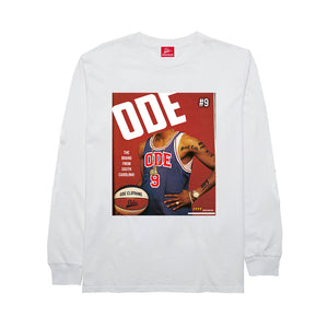 The Ode Brand From South Carolina Long Sleeve T-shirt
