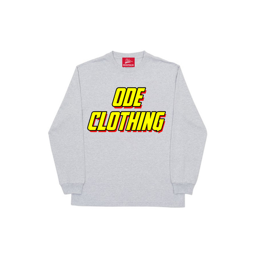The Ode Clothing Lettering Shirt