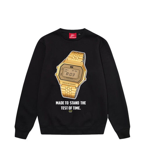 Made In the Carolinas Crewneck Sweatshirt - Black