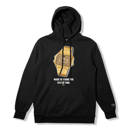 Made In the Carolinas Hoodie- Black Champion