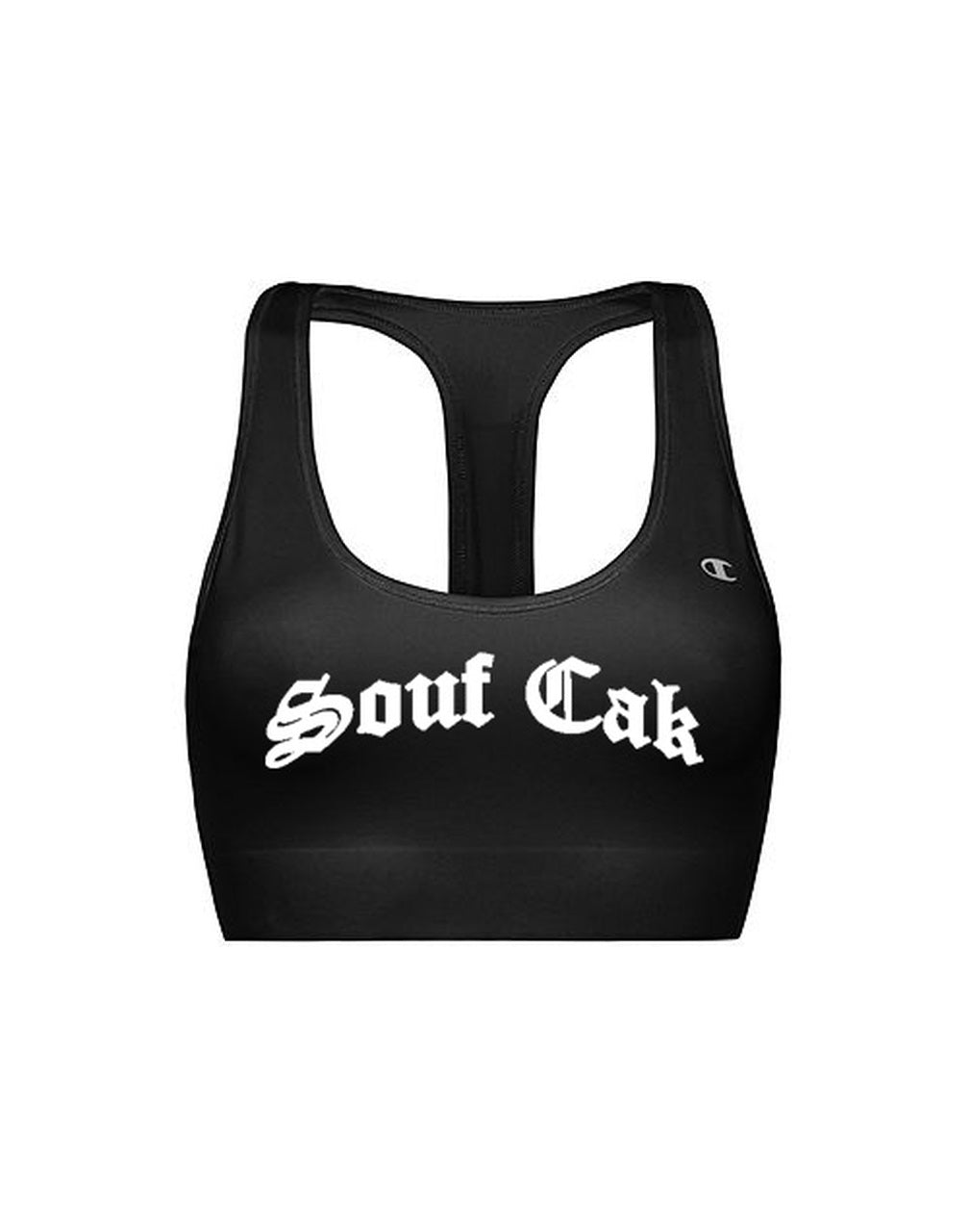 Souf Cak Champion Racerback Sports Bra