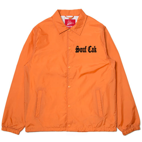 Souf Cak Coach Jacket - Orange