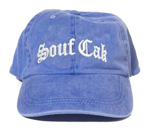 Souf Cak Dad Hat- Denim