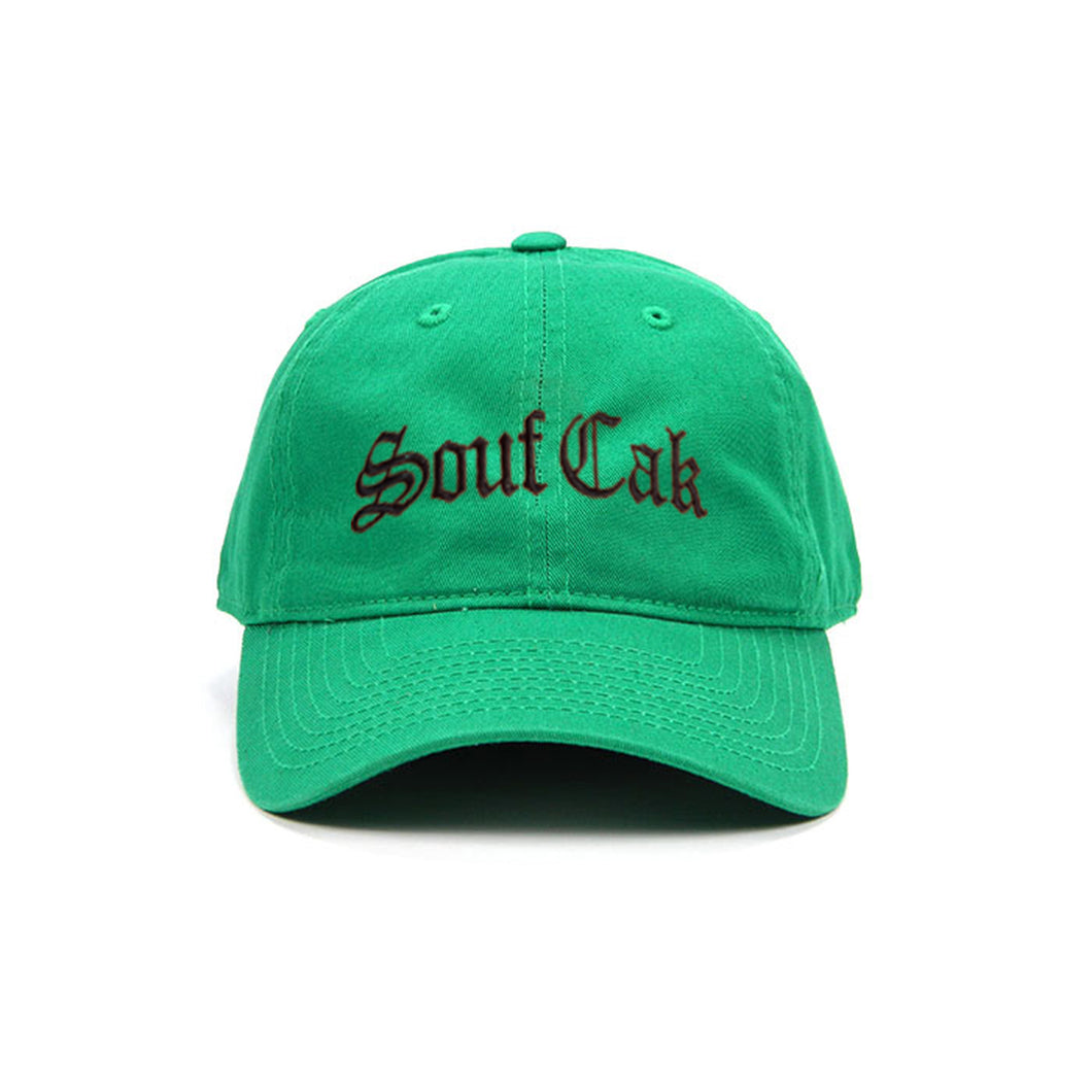 Souf Cak Dad Hat- Green