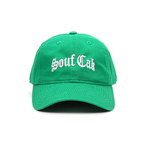 Souf Cak Dad Hat- Green/White