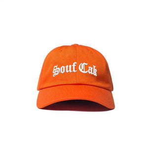Souf Cak Dad Hat- Orange